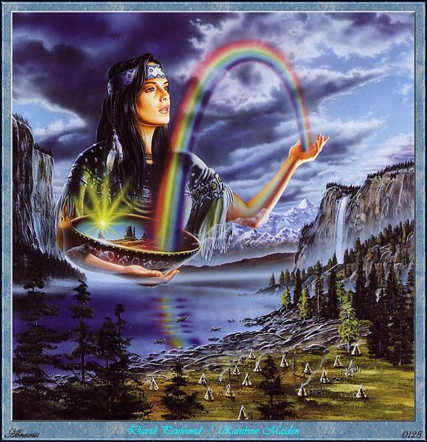Profezia Hopi Guerrieri e Donna arcobaleno e la terza guerra-Apocalisse di questa epoca