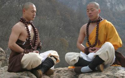 Stage Shaolin kung-fu e difesa personale, Qi-gong e meditazione